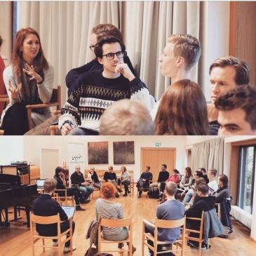 Hållbarhet på agendan – med masterstudenter i Malmö