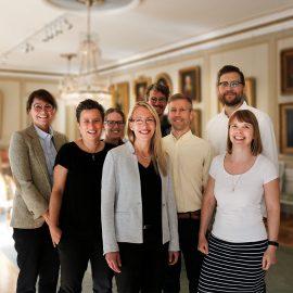 Sveriges Unga Akademi på besök