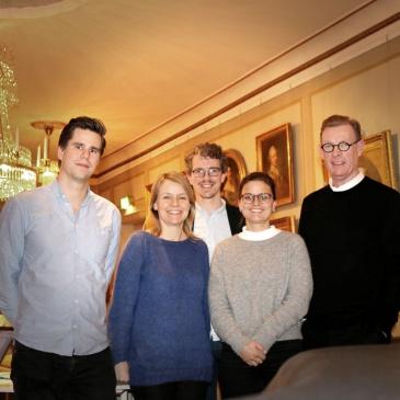 UTOM träffade Nordisk Kulturfond