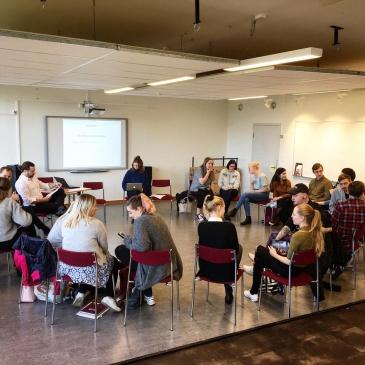 Seminarier på Musikhögskolan i Malmö
