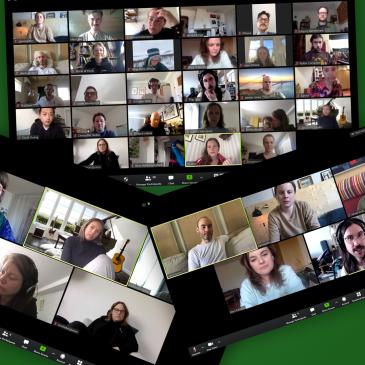 Digitala UTOM-möten under coronakrisen