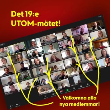 UTOM-möte 19
