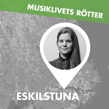 Noomi Hedlunds rötter finns i Eskilstuna